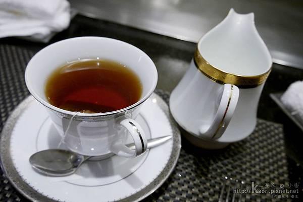 我的熱紅茶