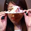 香的蛋糕是電王頭的部分唷XD