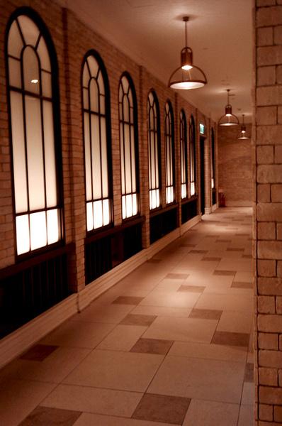 9/27 漂亮的走廊