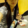 努力打氣球要佈置