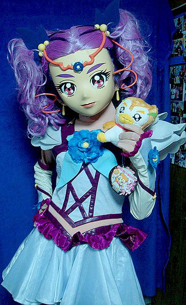 新登場!紫天使