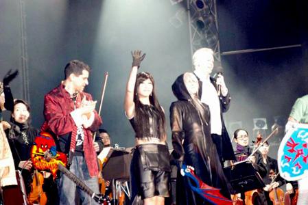 台北國際藝術節*VGL電玩音樂會