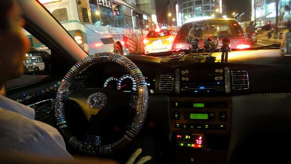 超閃亮計程車