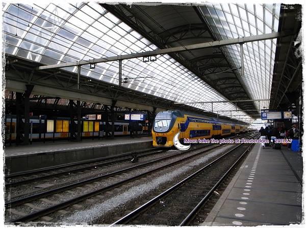 抵達Amsterdam啦!.JPG
