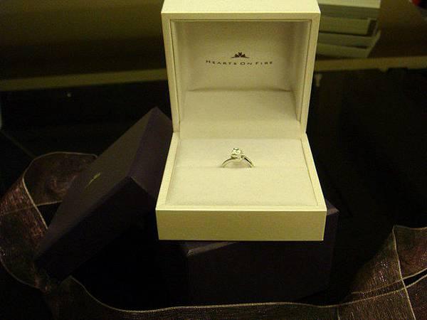HOF訂婚戒001