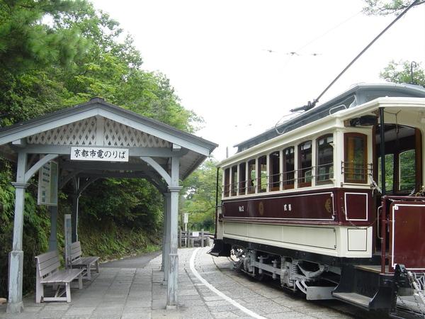明治時代的京都電車