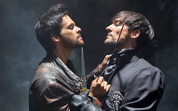 Da Vinci and Riario