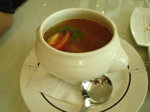 古拉爵-泰式海鮮湯