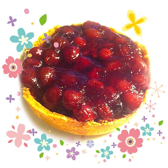 森林莓果佐起士