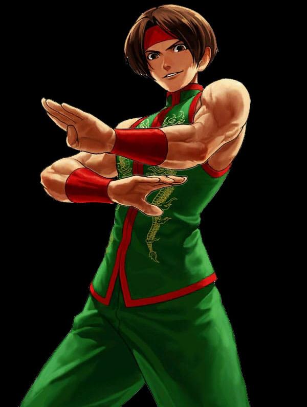 KOF12-椎拳崇
