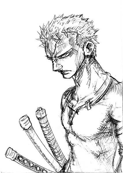 海賊王-索隆
