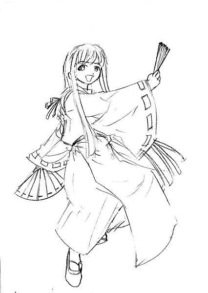 魔法老師-木乃香