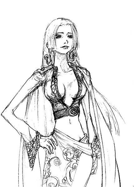 海賊王-女帝-漢考克