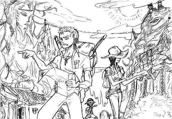 海賊王-尋路