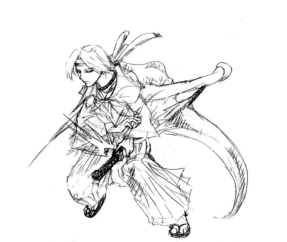 月華劍士-御名方守矢