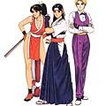 KOF96 女性格鬥家隊