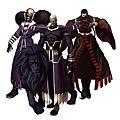 KOF2001 Krizalid、Zero、龍