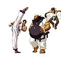 KOF2002 韓國隊
