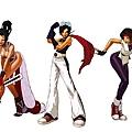 KOF2002 女性格鬥家隊