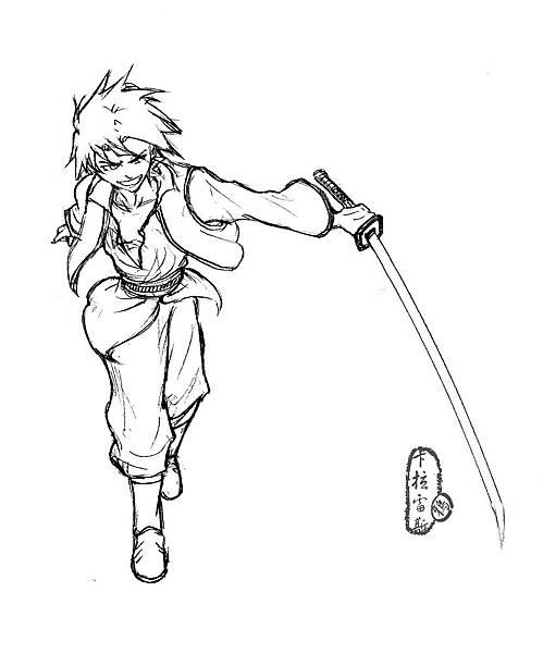月華劍士-楓(覺醒後)