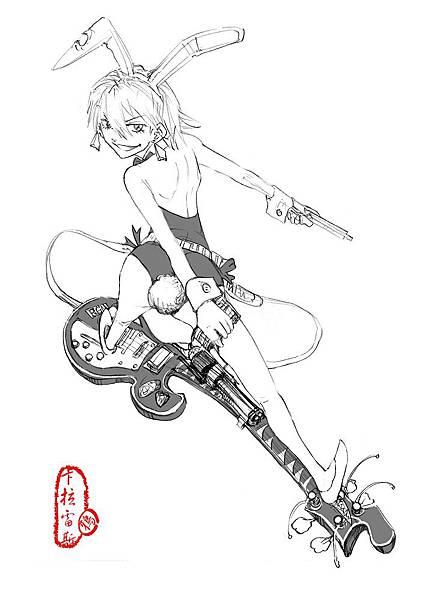 FLCL-春原春子