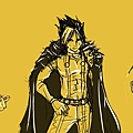 人物代換初設-三位超新星船長