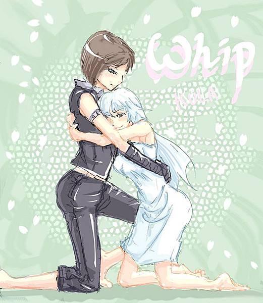 KOF- 擁抱