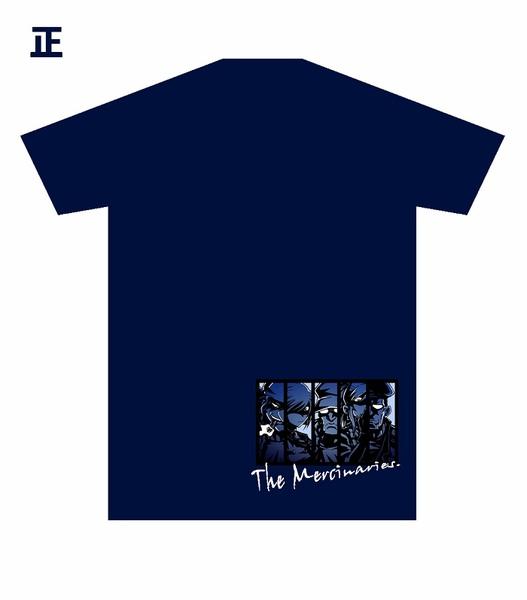 傭兵藍-1
