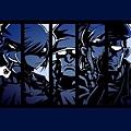 傭兵藍-前圖