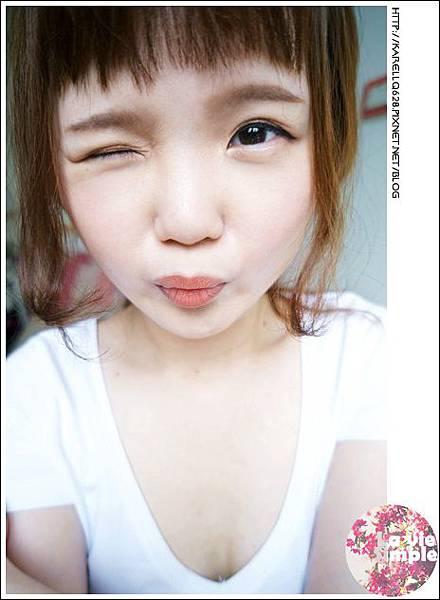 【唇】夏日活力輕橘唇 ♥ Maybelline 好氣色CC輕唇膏 #C01 活力珊瑚