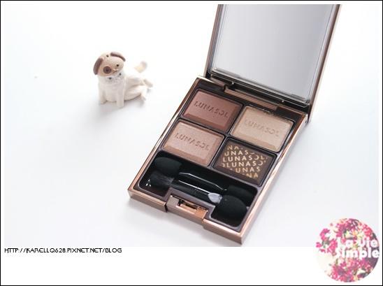Lunasol 巧蕾淨化 晶巧光燦眼盒