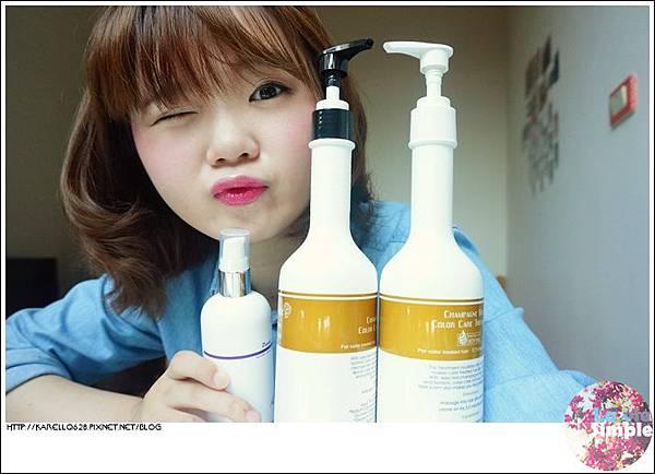 小三美日 護色洗髮 染後修護 洗髮 amida