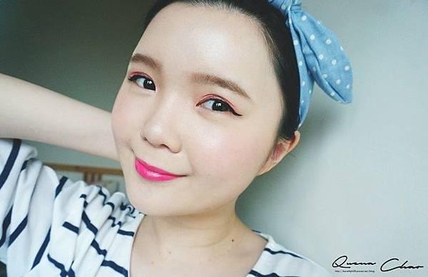 妝容 妝容教學 繽紛 夏日妝容 EtudeHouse