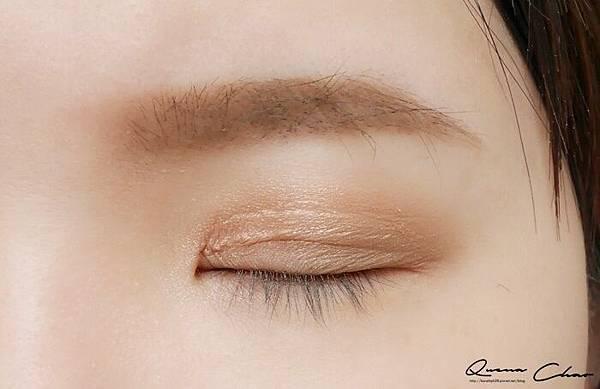妝容 妝容教學 無眼線 無眼線妝容