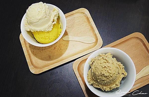 台北美食 市府站美食 法式冰淇淋 冰淇淋推薦 駱師傅法式手工冰淇淋