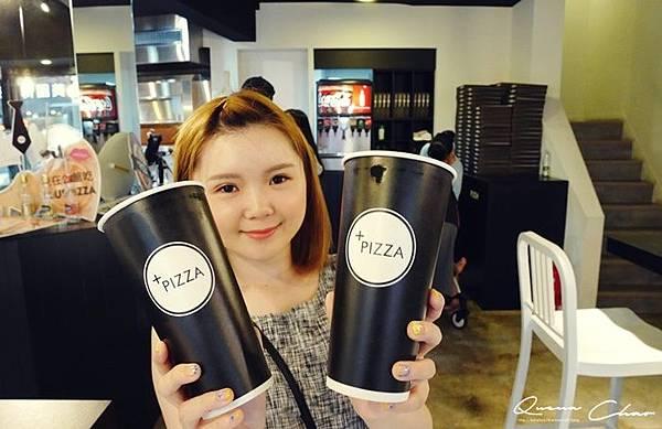 捷運美食 公館 公館美食 Plus Pizza 台大美食