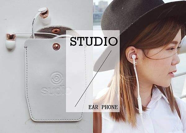 藍牙耳機 Studio