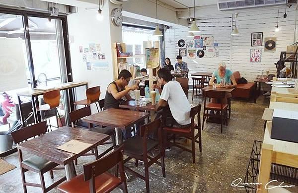 台北大同 荷蘭鬆餅 下午茶