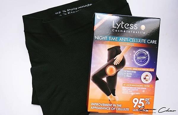 lytess 塑身褲 壓力褲 雕塑褲 睡覺塑身褲