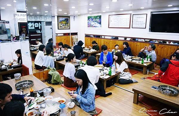 韓國美食 孔陵一隻雞 美食推薦