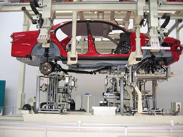 Toyota產業博物館