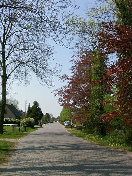 Giethoorn 羊角村