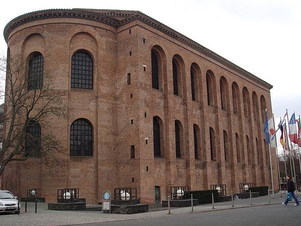 Trier-Konstantin Basilika