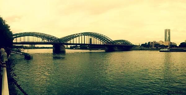 霍亨索倫橋 Hohenzollernbrücke