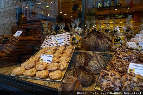 Hinkel 麵包店
