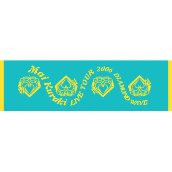 2006 Diamond wave演唱會毛巾
