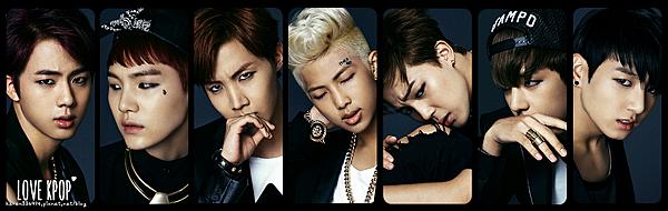 防彈少年團 BTS 迷你三輯《Skool Luv Affair》