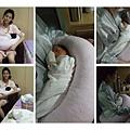 20090927-離不開電腦的媽咪&小蝦米amber.jpg