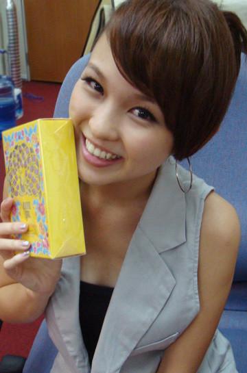 謝謝你們的生日禮物 :)