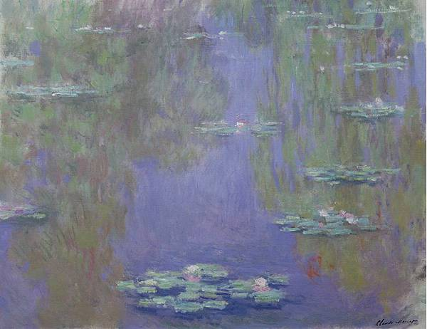 Water Lilies1, 1914-1917